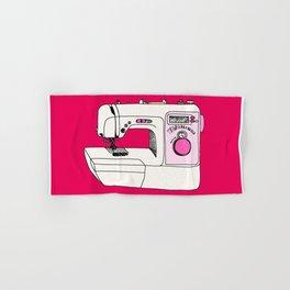 My Sewing Machine Hand & Bath Towel