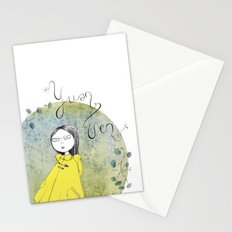 Yuan Wen  Stationery Cards
