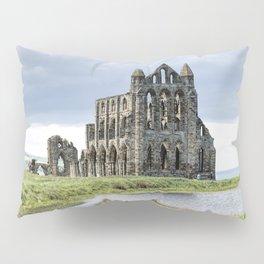 Whitby Abbey Pillow Sham