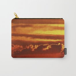 Sunset Layers | Ferntree Gully Carry-All Pouch