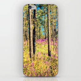 WOODN'T IT BE LOVELY iPhone Skin