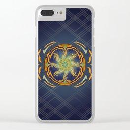 Doran Clan Symbol Clear iPhone Case
