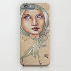 SNOWFLAKE QUEEN Slim Case iPhone 6s