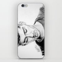 zayn iPhone & iPod Skins featuring Zayn by Drawpassionn