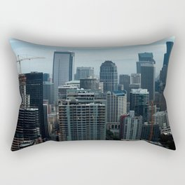 Skylines Rectangular Pillow
