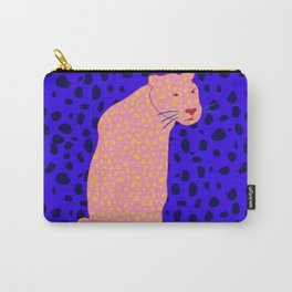 Big Cat By A.Talese Carry-All Pouch