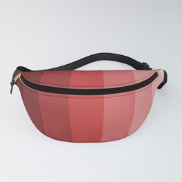nine shades of salmon pink Fanny Pack