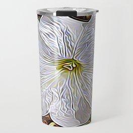 Enchanted Flower Travel Mug