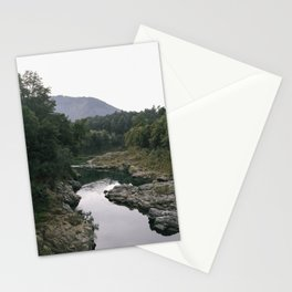 Murky Water Stationery Cards