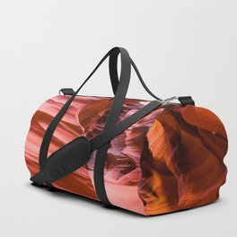 Deep Inside - Antelope Canyon in Desert Southwest Duffle Bag
