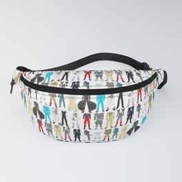 Star Costumes 1 Bowie Fanny Pack