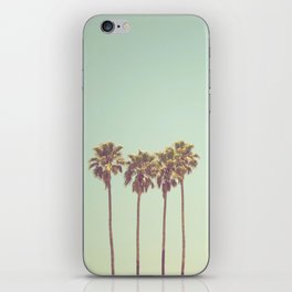 California Dreams iPhone Skin