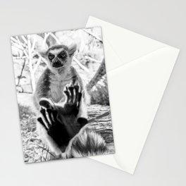Lemur. Cool. Stationery Cards