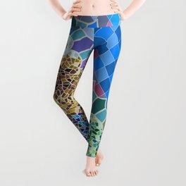 INSPIRED BY GAUDI Leggings