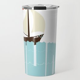 WHAT (floats my boat) Travel Mug