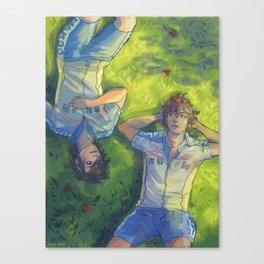 Shinkai Bros Canvas Print