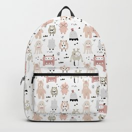 PATTERN 007 Backpack