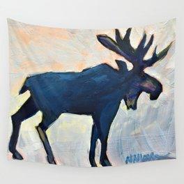 Appreciation - Moose Wall Tapestry