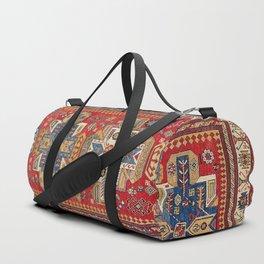Daghestan Sumakh Northeast Caucasus Rug Print Duffle Bag