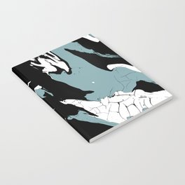 Earth and Sea Notebook