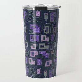 Dark Computer Games Travel Mug