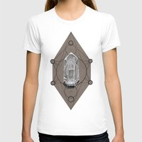 sacred geometry T-shirts featuring Sacred Geometry  by Coreypopp