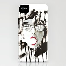 the Ghost iPhone (4, 4s) Slim Case