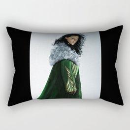 Loki - There Are No Men Like Me XIX Version II Rectangular Pillow