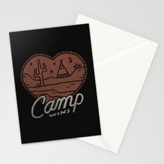 Camp Wins Stationery Cards