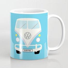 Surf's Up Beach Mobile Coffee Mug