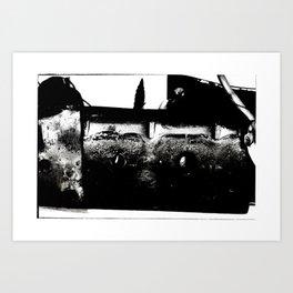 REPAIR / 02 Art Print