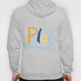 Play Nursery Art Hoody