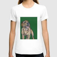 harry T-shirts featuring Harry by Pawblo Picasso