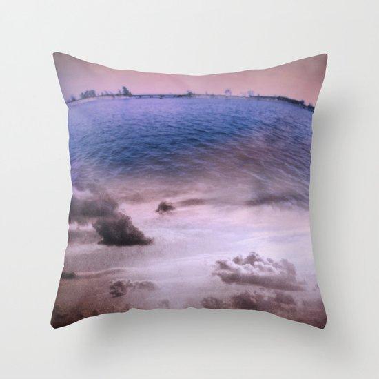 Levitate Throw Pillow