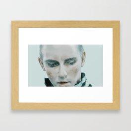 The Bandit Framed Art Print