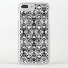 Aphrodite 1 Clear iPhone Case