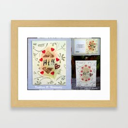 Sweet Life 2 Framed Art Print
