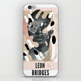 Leon Bridges iPhone Skin