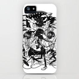 RAMONES iPhone Case