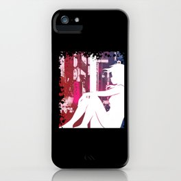 Halloween Workout iPhone Case