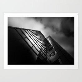 No 525 University Ave Toronto Canada 2 Art Print