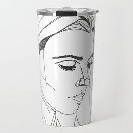 KING LYNN GUNN / PVRIS Travel Mug