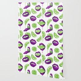 Don't Kill My Vibe (Lime) Wallpaper