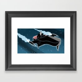 Espérame en el Cielo Framed Art Print