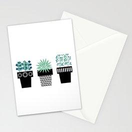 Plants Stationery Cards
