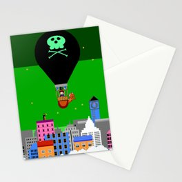 Cloud City Stationery Cards