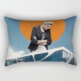 Criticism... Rectangular Pillow