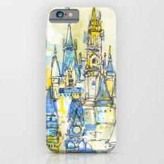 Cinderella's Castle Magic Kingdom  iPhone 6s Slim Case