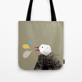 Mirlo Tote Bag