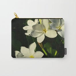 Glass House Plumeria Carry-All Pouch